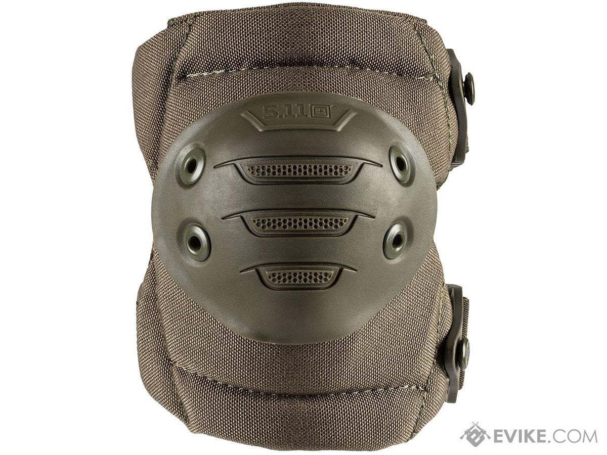 5.11 EXO.E Tactical Elbow Pads (Color: Ranger Green)