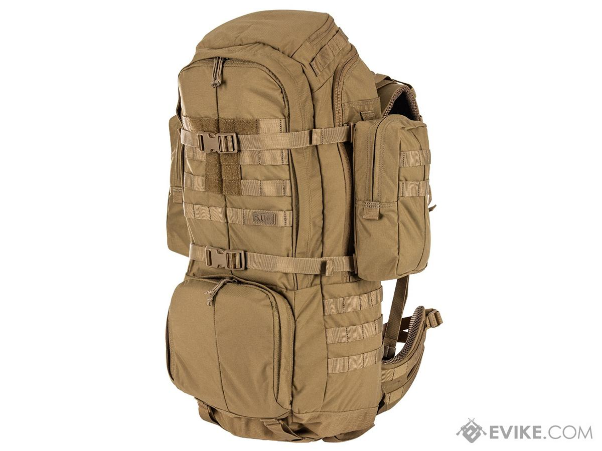 5.11 Tactical RUSH100™ 60L Backpack (Color: Kangaroo / Large X-Large)