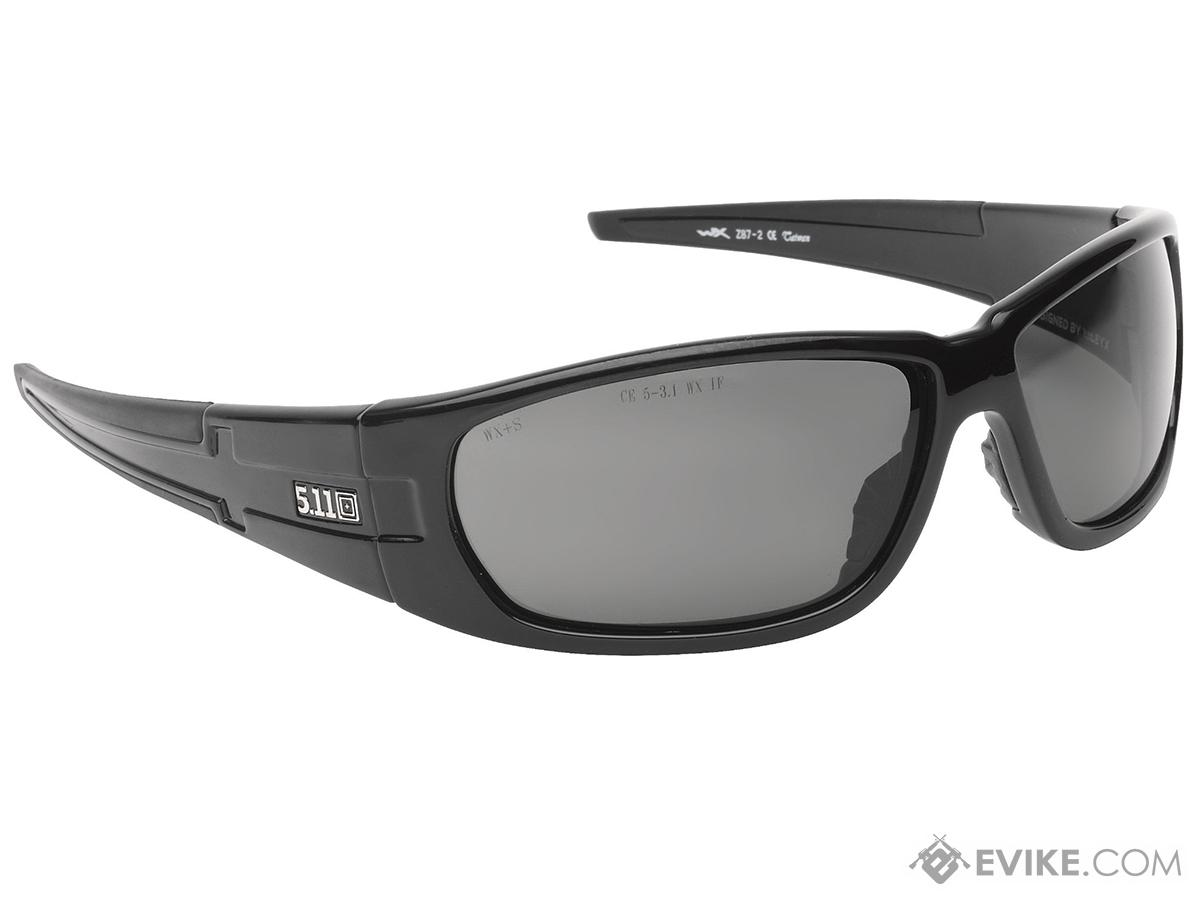 5.11 Tactical Climb Polarized Sunglasses by Wiley-X