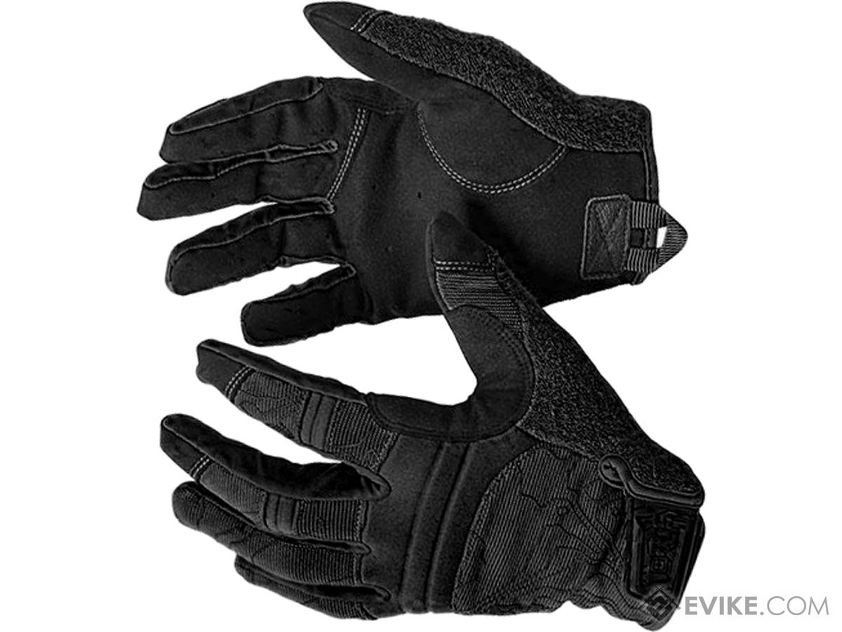 5.11 Tactical Competition Shooting Glove (Color: Black / Medium)