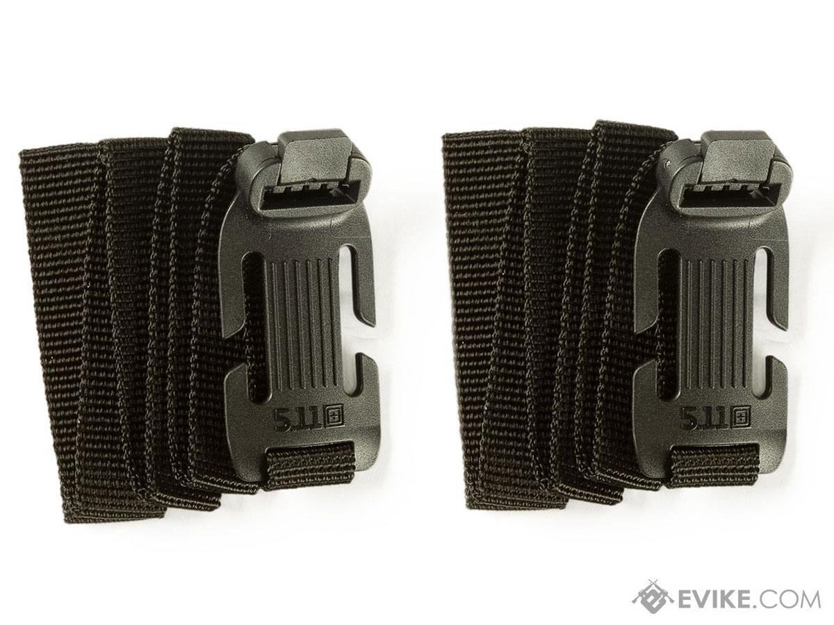 5.11 Tactical Sidewinder Straps (Size: Small / Black)