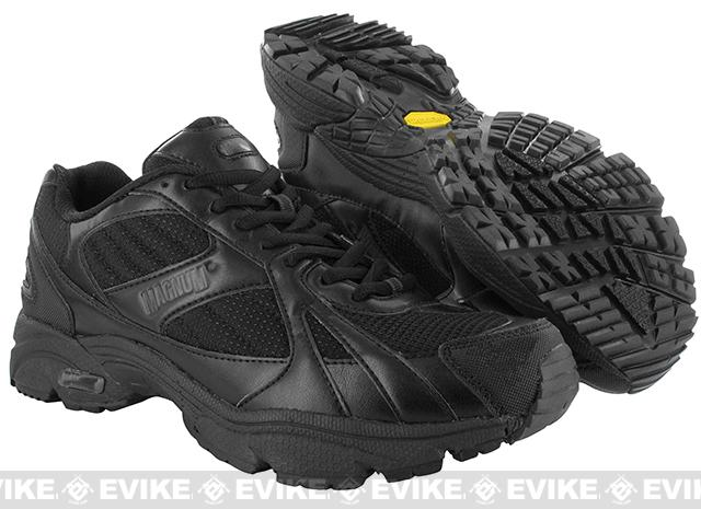 Magnum U.S.T Low Training Shoe - Black (Size: 8)