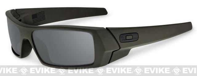 Oakley SI Gascan with Cerakote - Mil Spec Green w/ Black Iridium
