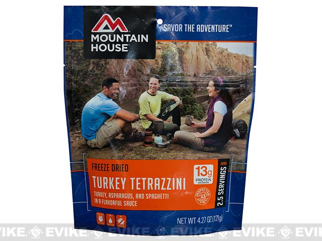 Mountain House Freeze Dried Entree- Turkey Tetrazzini