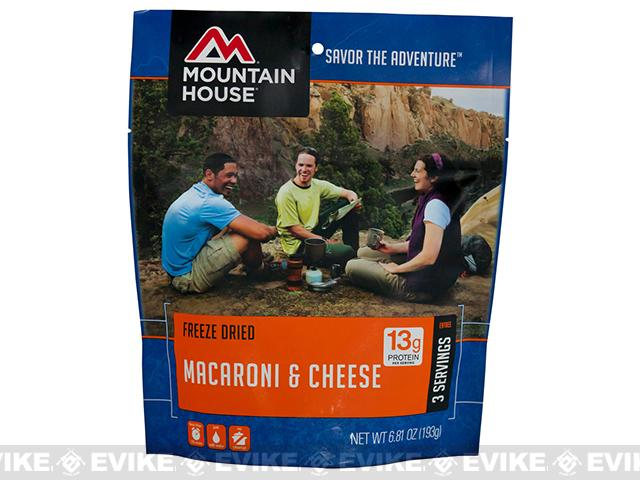 Mountain House Freeze Dried Entree- Macaroni and Cheese