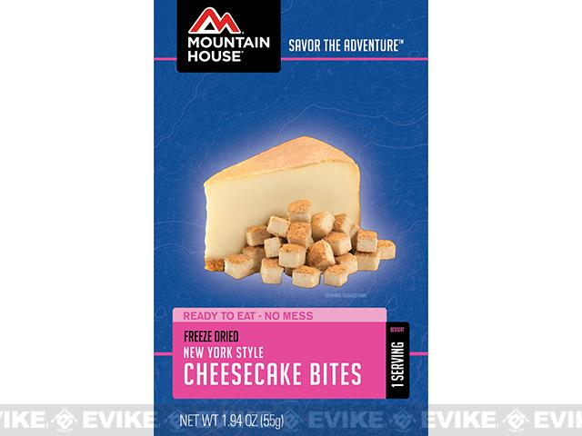 Mountain House Freeze Dried Dessert - Cheesecake Bites