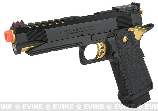 Tokyo Marui Hi-Capa 5.1 Gold Match Custom Competition Airsoft GBB Pistol