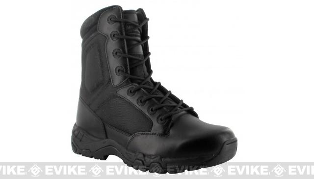 z Magnum Viper Pro 8 Side Zip Boot Black (Size: 8.5)