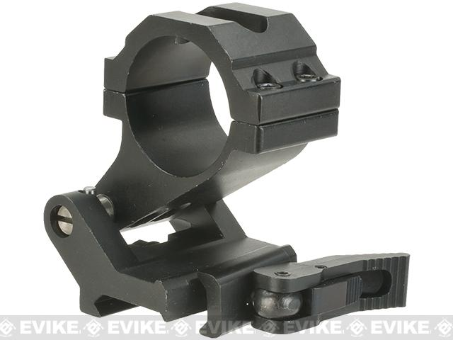 Matrix Flip-to-Side 30mm QD Optic Mount