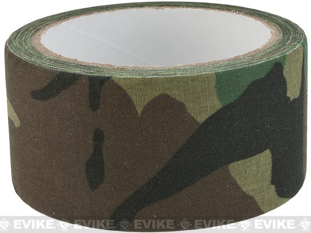Element Airsoft Camo Tape / Wrap (2 x 393) - Woodland