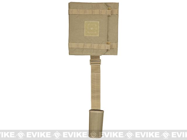 5.11 Tactical RUSH Tier Adjustable Rifle Sleeve - Sandstone