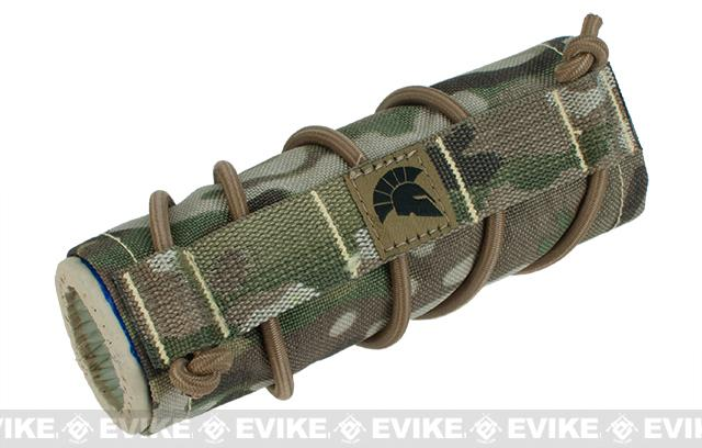 Griffon Industries Heat & Mirage Mitigation System SOCOM for 6 Suppressors (Color: Multicam)