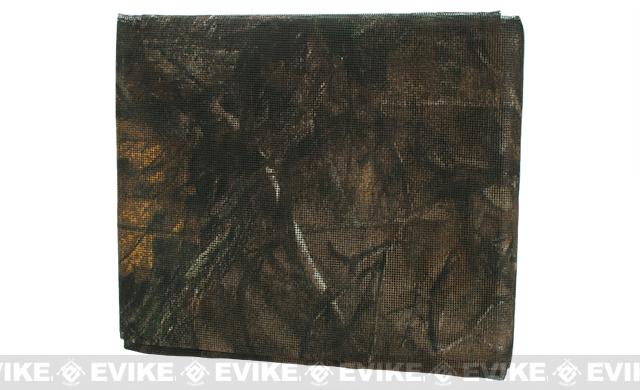 Polyester Realtree Xtra Camouflage Concealment Netting by Allen Company