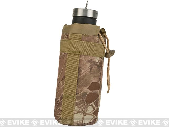 Matrix MOLLE Water Bottle Pouch - Dark Arid Serpent