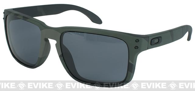2987c1eedb Oakley Holbrook Sunglasses (Color  Multicam Black   Warm Grey ...