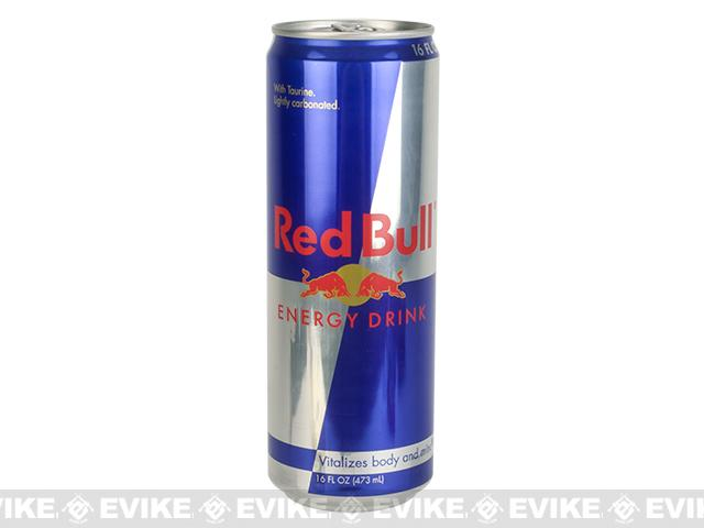 Red Bull Energy Drink (Flavor: Original 16oz)
