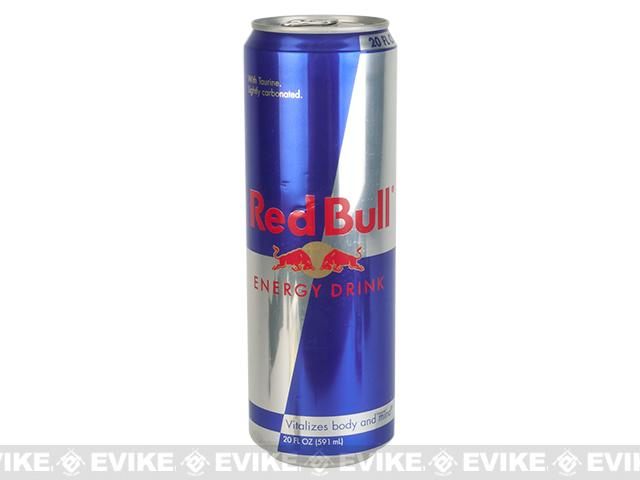 Red Bull Energy Drink (Flavor: Original 20oz)