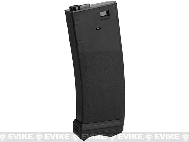 Modify XTC 190rnd Mid-Cap AEG Magazine for M4/M16 Airsoft AEG rifles (Color: Black / Single Magazine)
