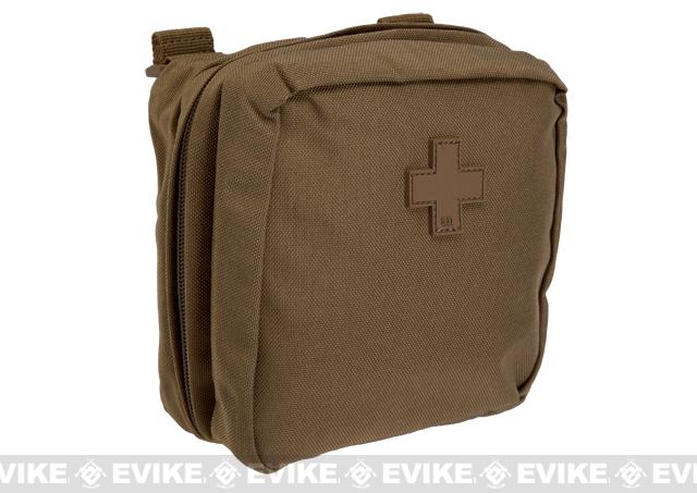 5.11 Tactical 6.6 Med Pouch - Dark Earth