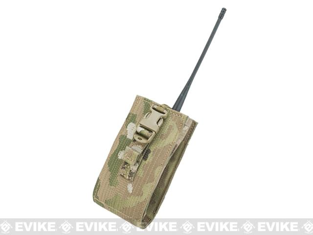 MilSim West Baofeng Radio Pouch by Tactical Tailor - Multicam