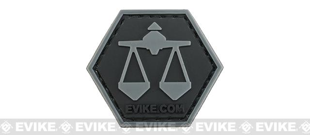 Operator Profile PVC Hex Patch Zodiac Sign Series (Sign: Libra)