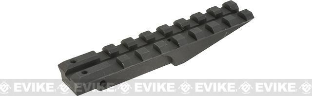 5KU Low Profile Rail Insert for AK Series Rear Sights