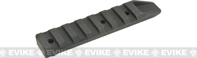 5KU Rail Segment for Keymod RIS Handguards (Length: 7 Slots)