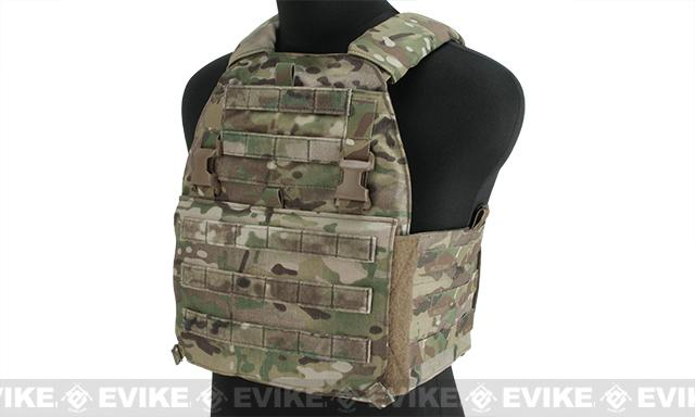 Mayflower Research and Consulting Assault Plate Carrier - Multicam  (Size: S/M - Small Cummerbund)