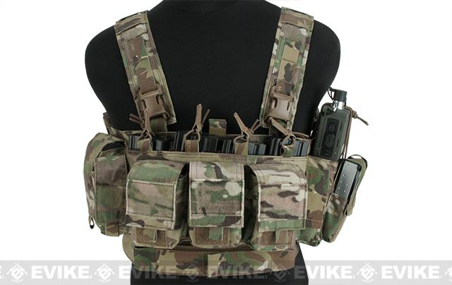 Mayflower Research and Consulting LE/Active Shooter Chest Rig ...