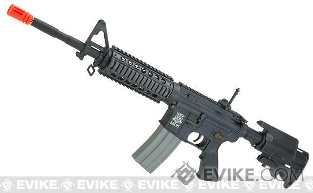 Ignite Black Ops Airsoft M4 RIS Electic Blowback Airsoft AEG by Dboys