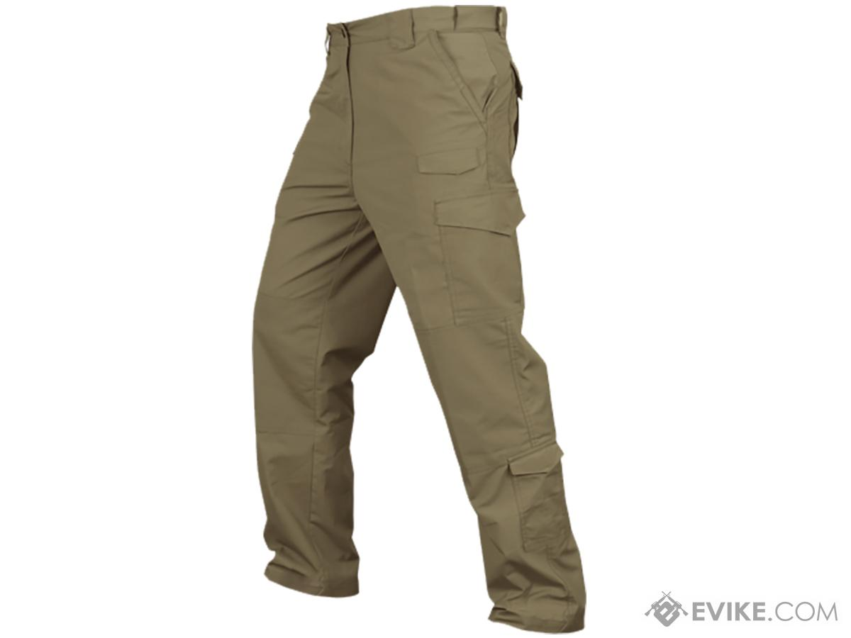 Condor Sentinel Tactical Pants - Tan (Size: 32X32)