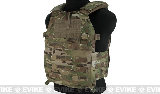 LBX Tactical Modular Plate Carrier Regular - Multicam