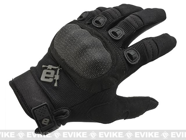 Evike.com Field Operator Full Finger Tactical Shooting Gloves (Size: Large)