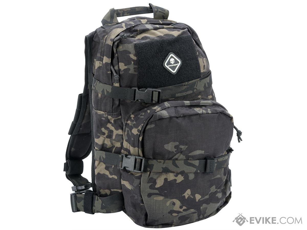 Emerson 2979 Hydration Carrier for 1961AR Chest Rig (Color: Multicam Black)