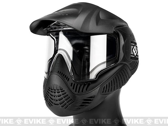 Annex MI-3 Airsoft Paintball Full Face Mask with Thermal Lens by Valken (ANSI Rated)