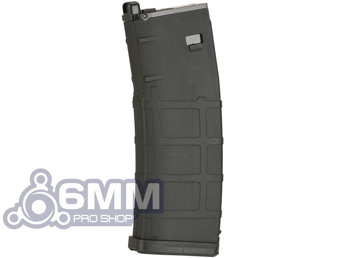 6mmProShop CO2 Magazine for KWA LM4 Series Gas Blowback Rifles (Version: 500 FPS)