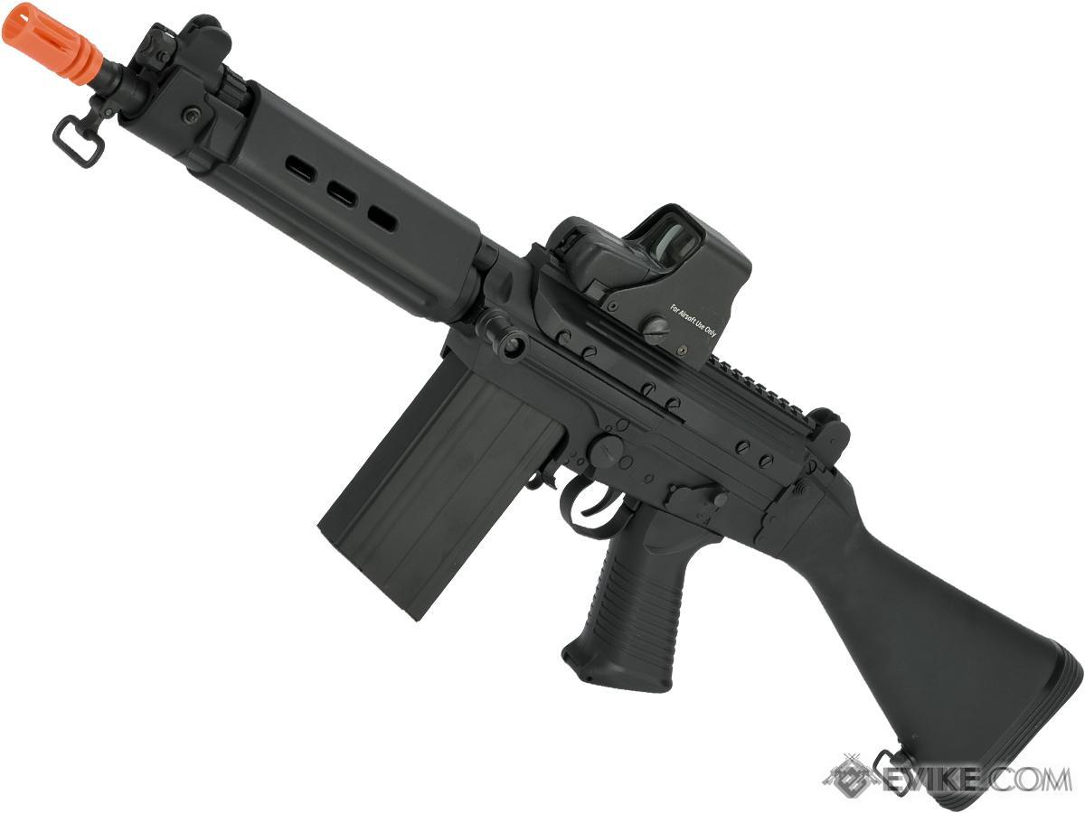 6mmProShop Full Metal FAL Carbine Airsoft Electric Blowback AEG (Version: Type C)
