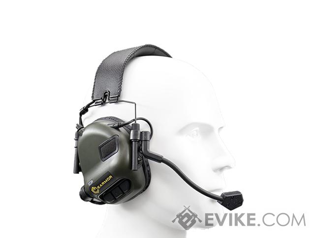 Earmor M32 MOD1 Electronic Communication Hearing Protector (Color: Tan)