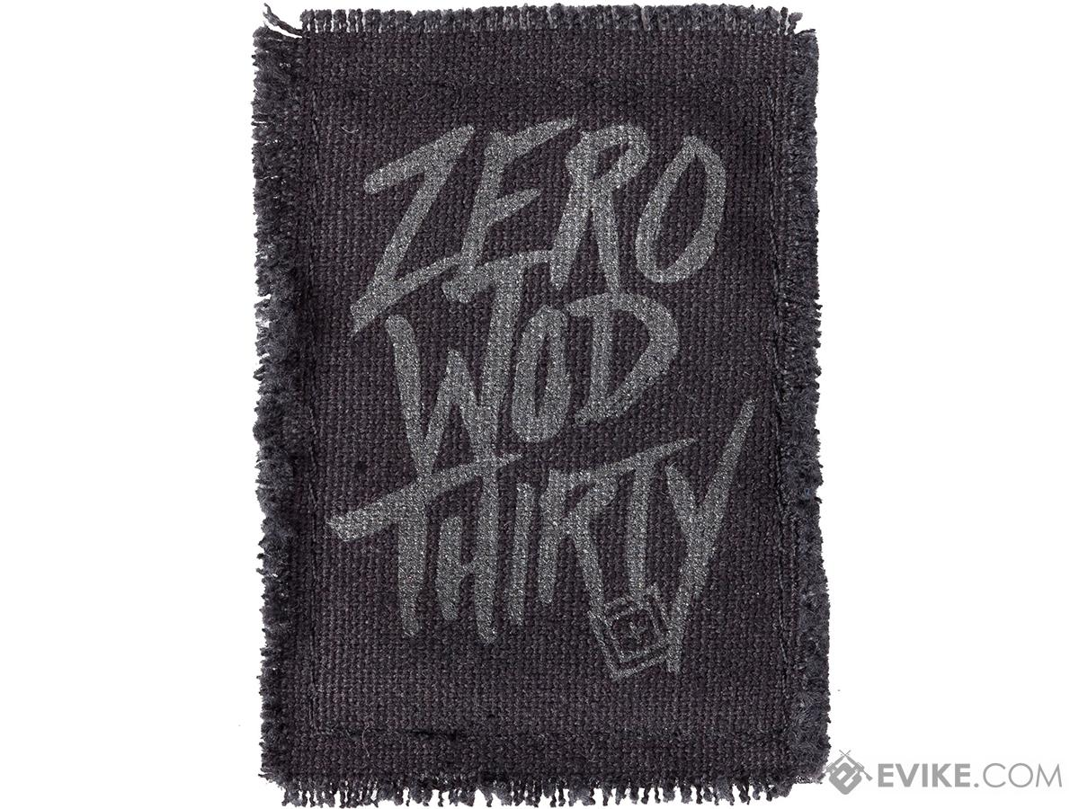 5.11 Tactical Zero WOD Thirty Embroidered Morale Patch