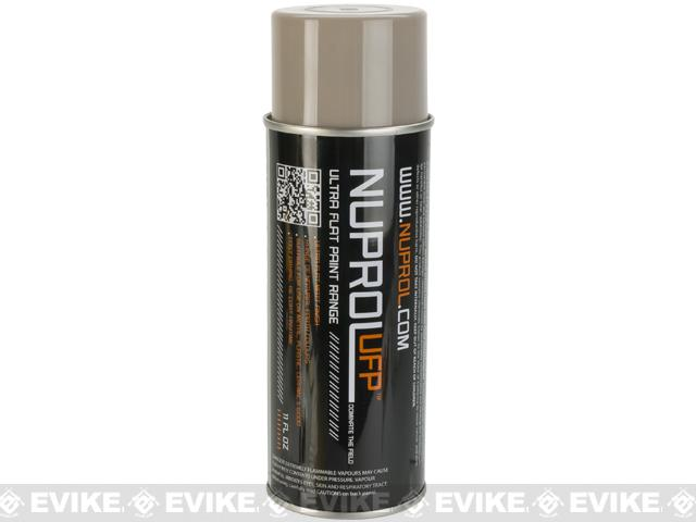 Nuprol Ultra Flat Paint UFP 11oz - Ground Shipping Only, No Express / Air (Color: Flat Earth Tan)