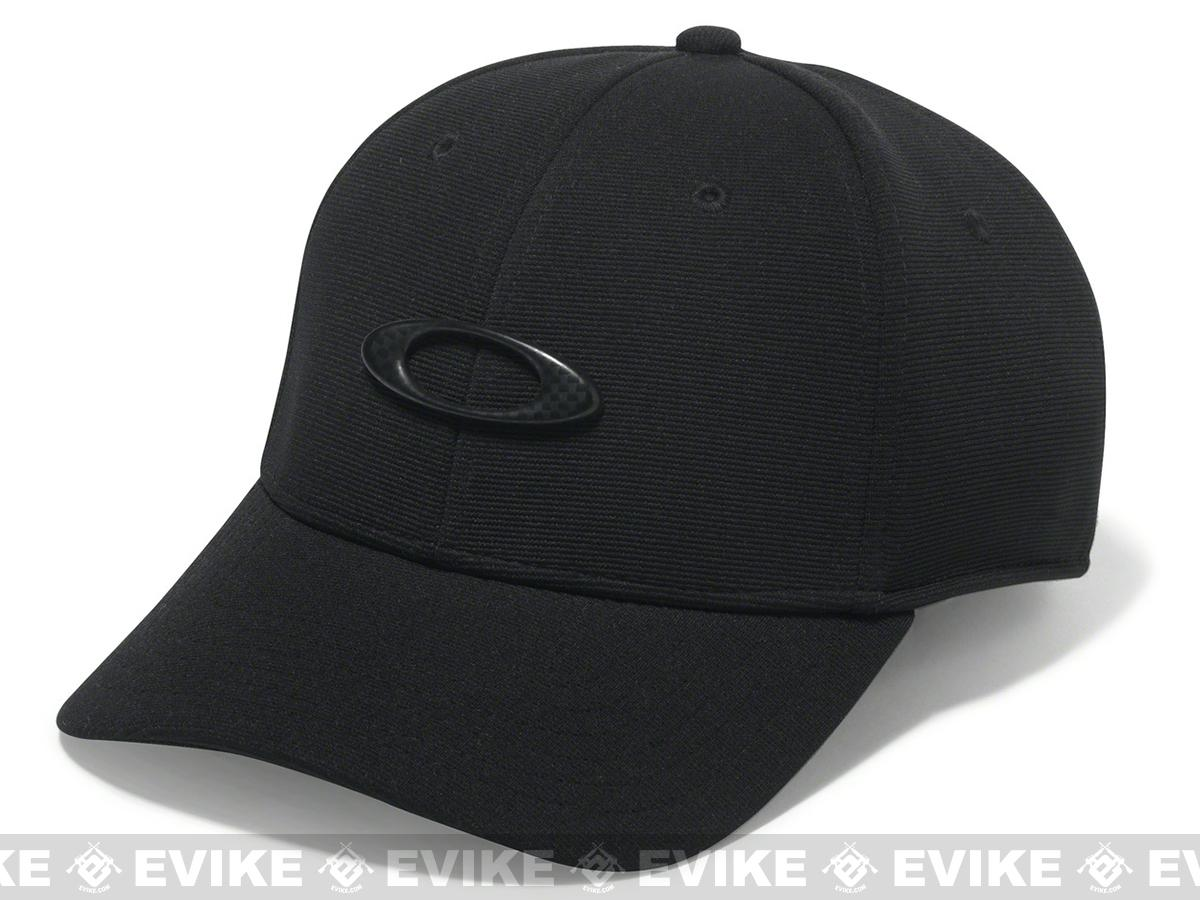 Oakley Tincan Cap (Color: Black / Carbon Fiber / Small - Medium)