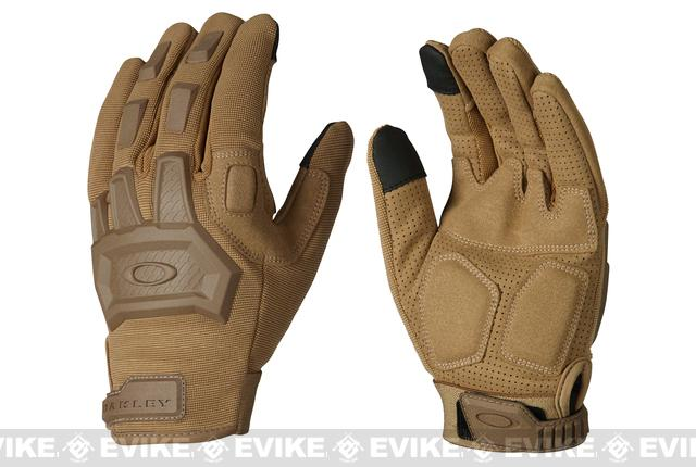 Oakley Flexion Gloves - Coyote (Size: Large)