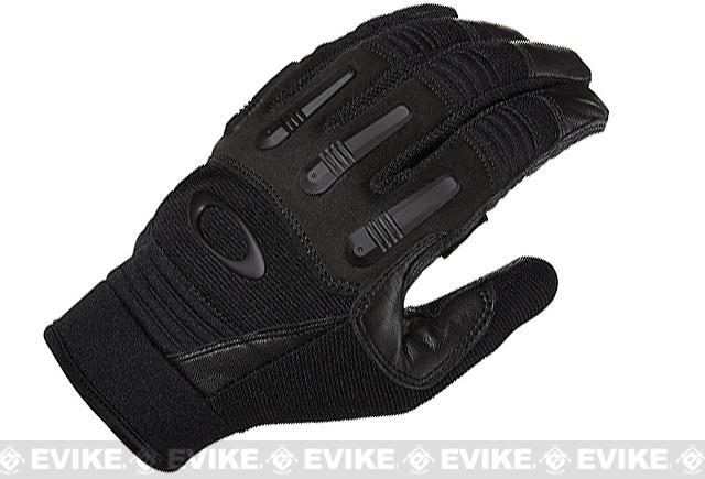 Oakley Transition Tactical Gloves (Size: Medium / Black)
