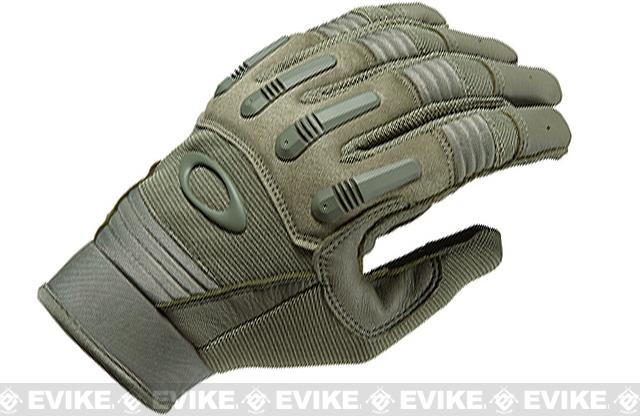 Oakley Transition Tactical Gloves - Large (Worn Olive)
