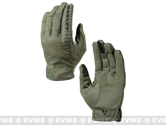 Oakley Factory Lite Tactical Glove - Worn Olive (Size: Small)