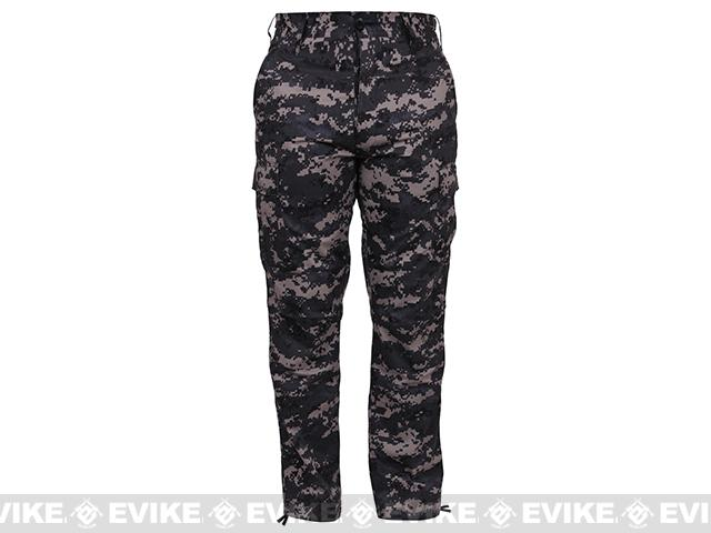 Rothco Tactical BDU Pants - Subdued Urban Digital (Size: Large)
