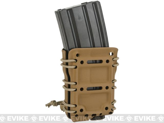 G-Code Scorpion Adjustable 5.56 Mag Carrier w/ RTI Hanger - Coyote Tan