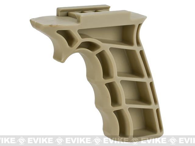 Firepower Ergo Strike XL Tactical Vertical Foregrip (Color: Tan)
