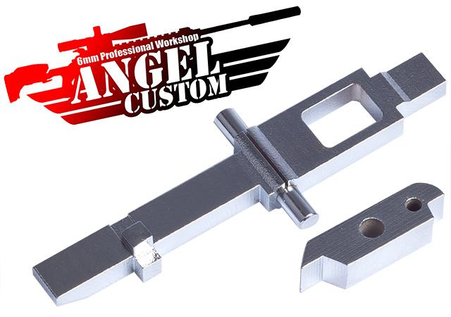 Pre-Order ETA November 2017 Angel Custom Advanced Steel Type96 Maruzen WELL UTG MK96 MB01 Piston & Trigger Sear Set