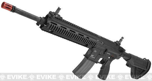 Elite Force H&K M27 IAR by VFC Airsoft AEG Rifle - Black